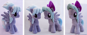 Cloudchaser and Flitters by mmmgaleryjka