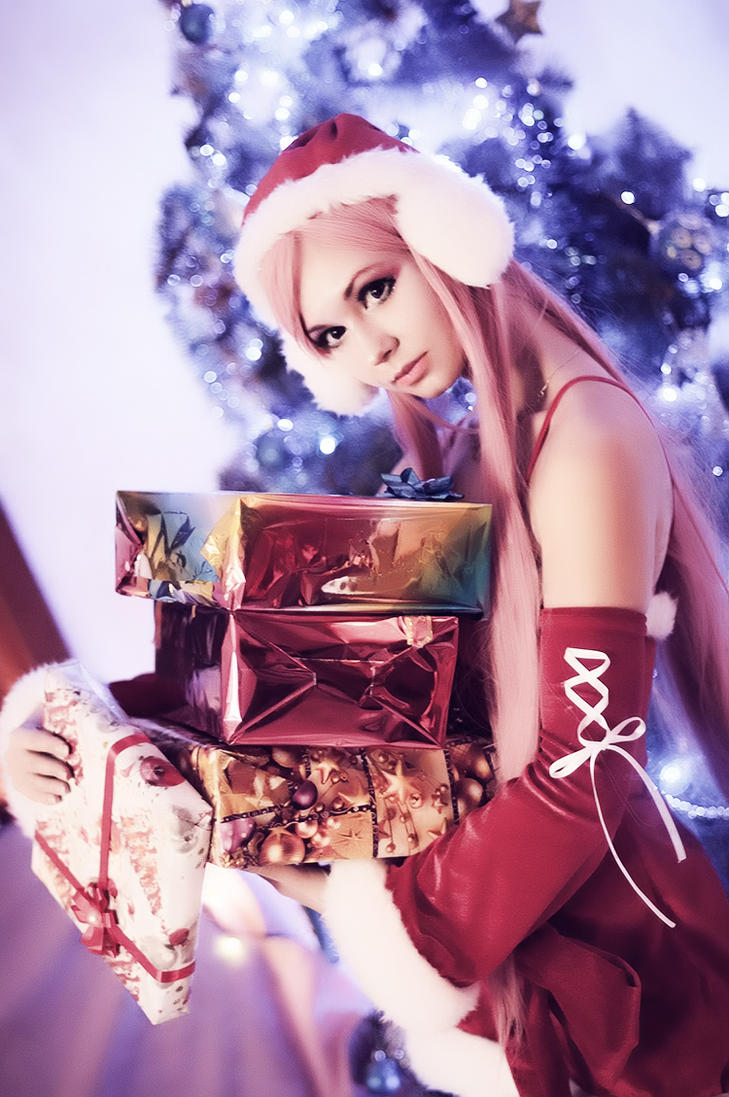 I've got a present for you by Alexia-Muller