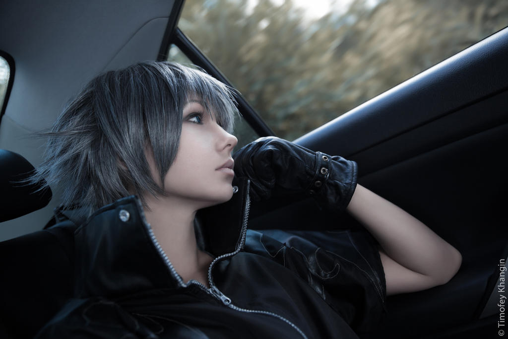 FF15:Noctis. Road by Alexia-Muller