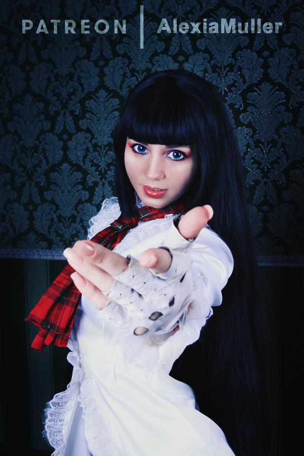 Tekken Black Lili for patron ^^ by Alexia-Muller