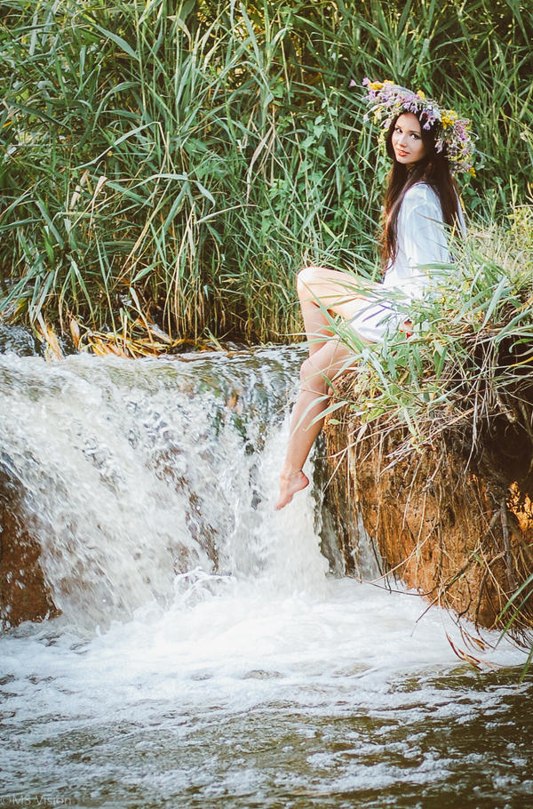 Ivana Kupala by Alexia-Muller