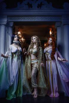 Beautiful wives