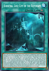 Subsetra Lost City of the Reperiapt by Uri101Love