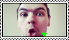 Jacksepticeye Fan Stamp by Entesi