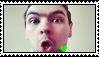 Jacksepticeye Fan Stamp by Entesi