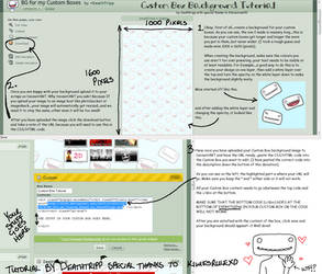Custom Box Background Tutorial by DeathTripp