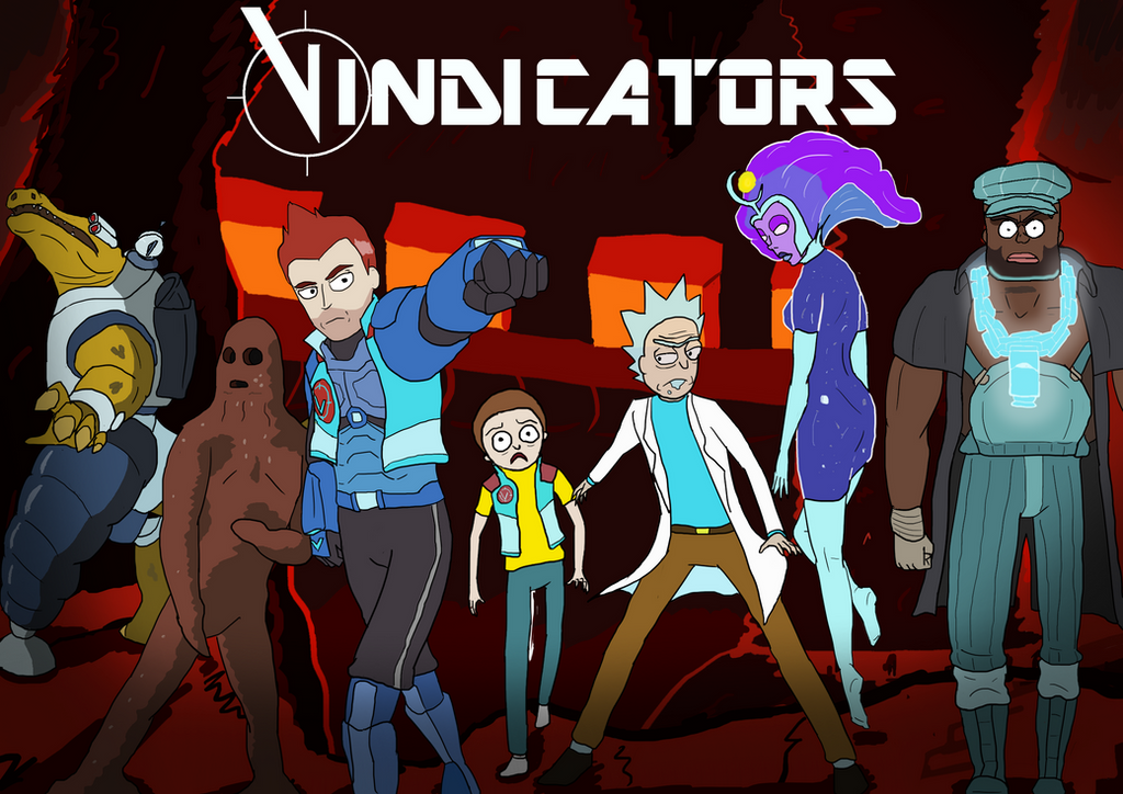 The Vindicators by MorningStarAni
