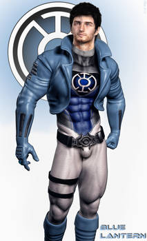 Blue Lantern Re-imagined