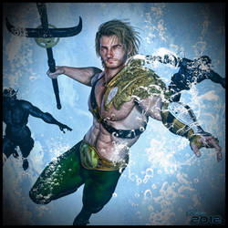 The Atlantean King