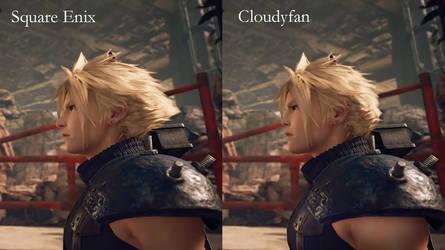 Cloud : Comparaison Square Enix vs Cloudyfan