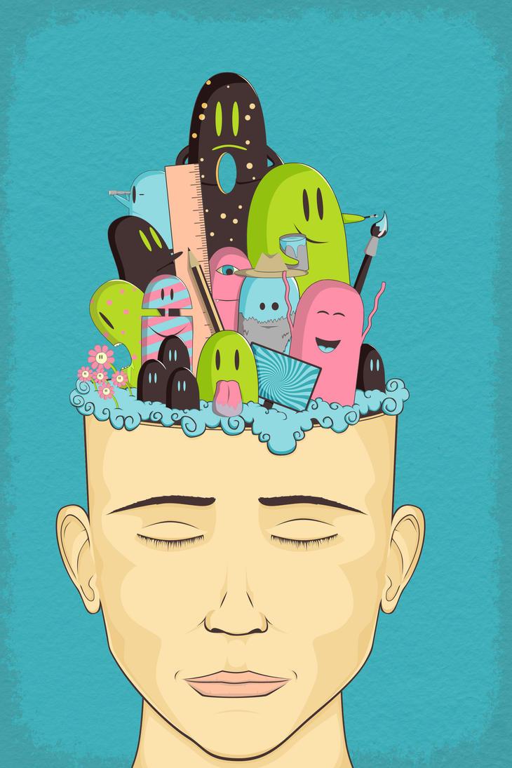Dreams of Illustration by BlackHug