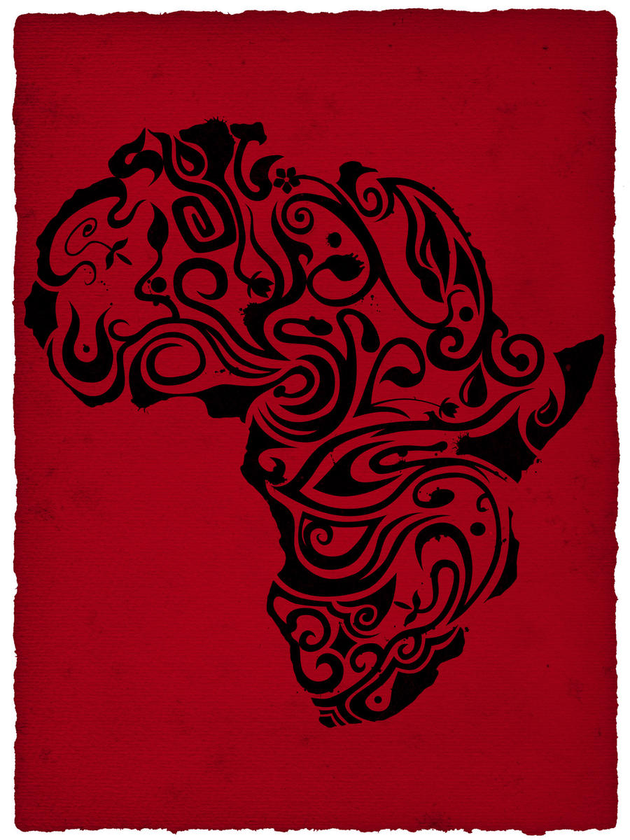 Africa by BlackHug