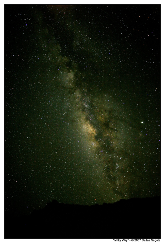 Milky Way by DallasNagata