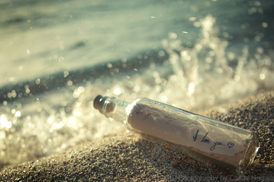 Message in A Bottle by DallasNagata