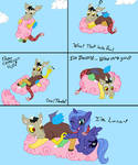 Young Friendship Page 1