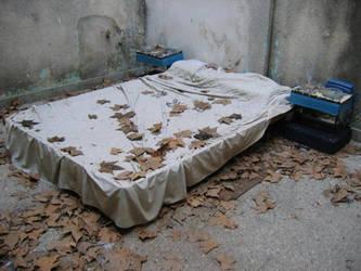 Bedroom by mercedesarg