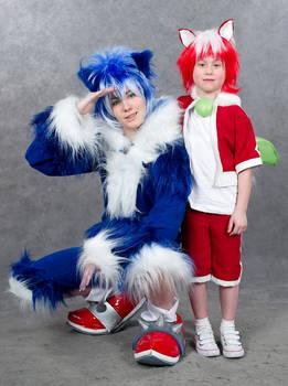 ~Werehog and Chip