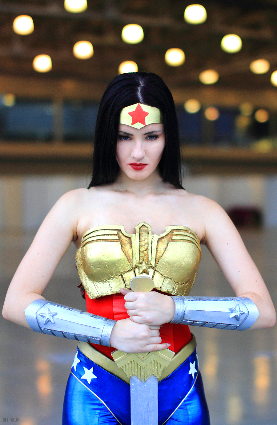 Diana~ Wonder Woman by OniksiyaSofinikum