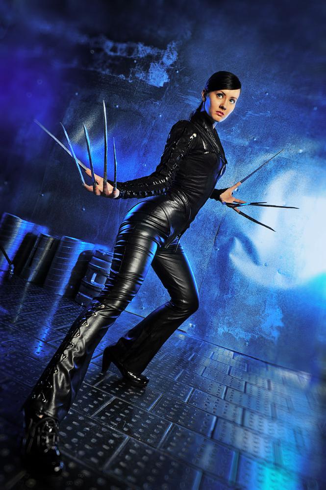 ~Lady Deathstrike) by OniksiyaSofinikum