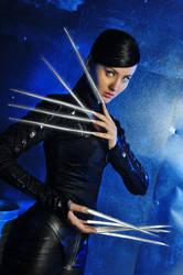 ~Lady Deathstrike~ by OniksiyaSofinikum