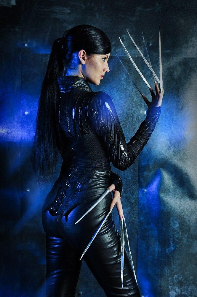 /Lady Deathstrike/~ by OniksiyaSofinikum
