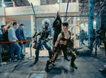 Metal Gear Cosplay - ComicConRussia