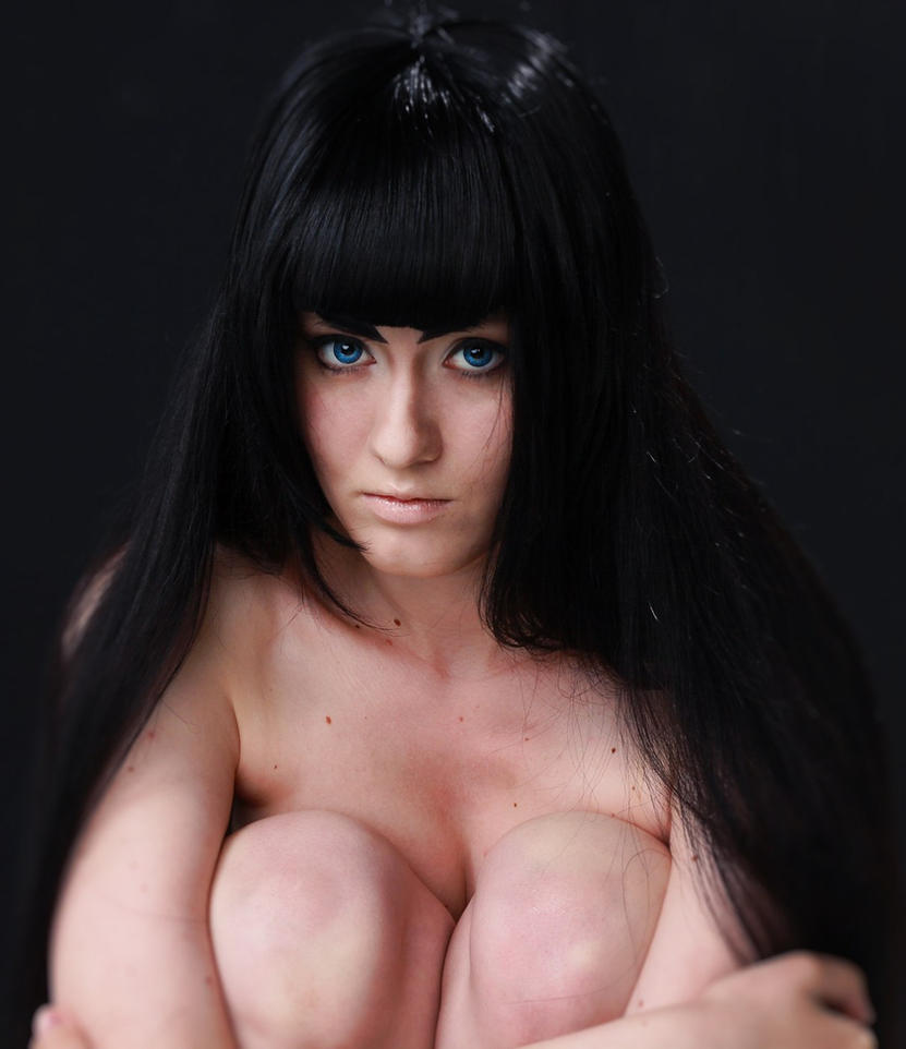 Kiryuin Satsuki ~ Bathroom time by OniksiyaSofinikum