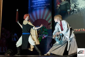 Fenix2015 - Gintama - Sadists duet
