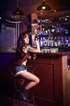 Black Lagoon - Revy ~ Bar