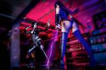 Domino vs Psylocke