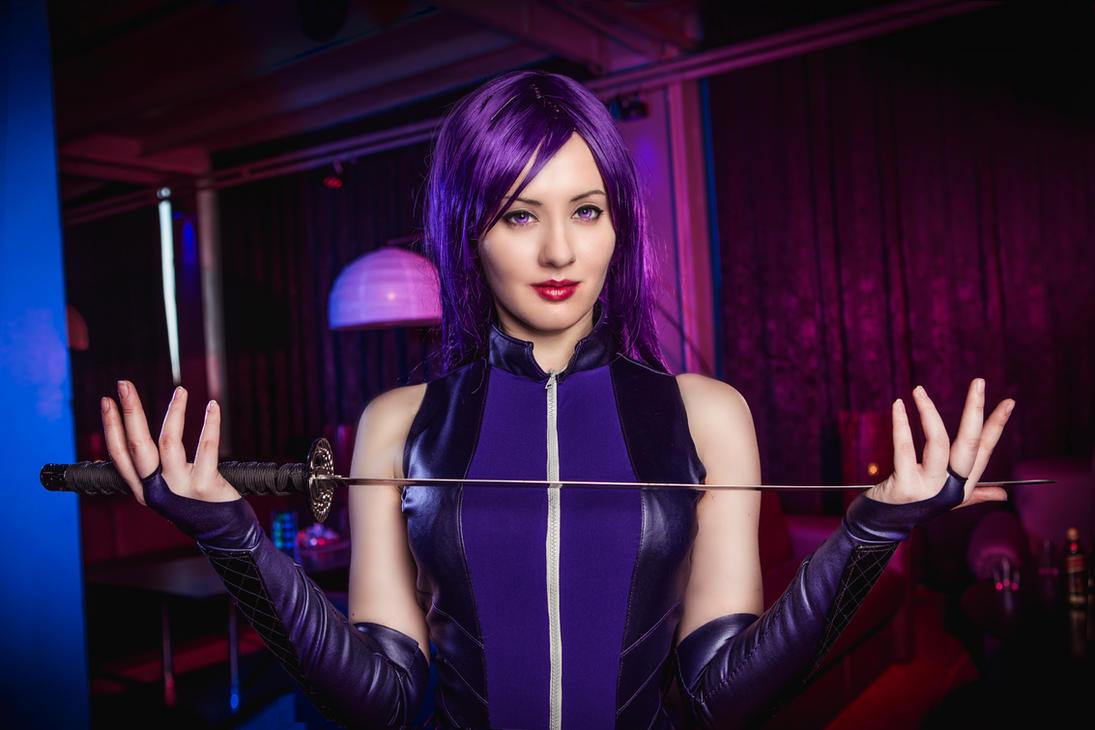 Psylocke~ by OniksiyaSofinikum