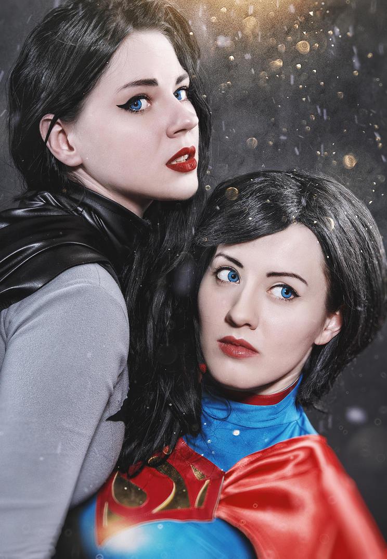 Batman and Superman..? by OniksiyaSofinikum