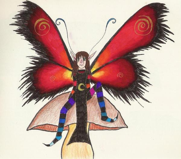 Fairy by Goldsturm