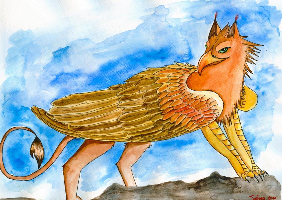 Griffon by Goldsturm