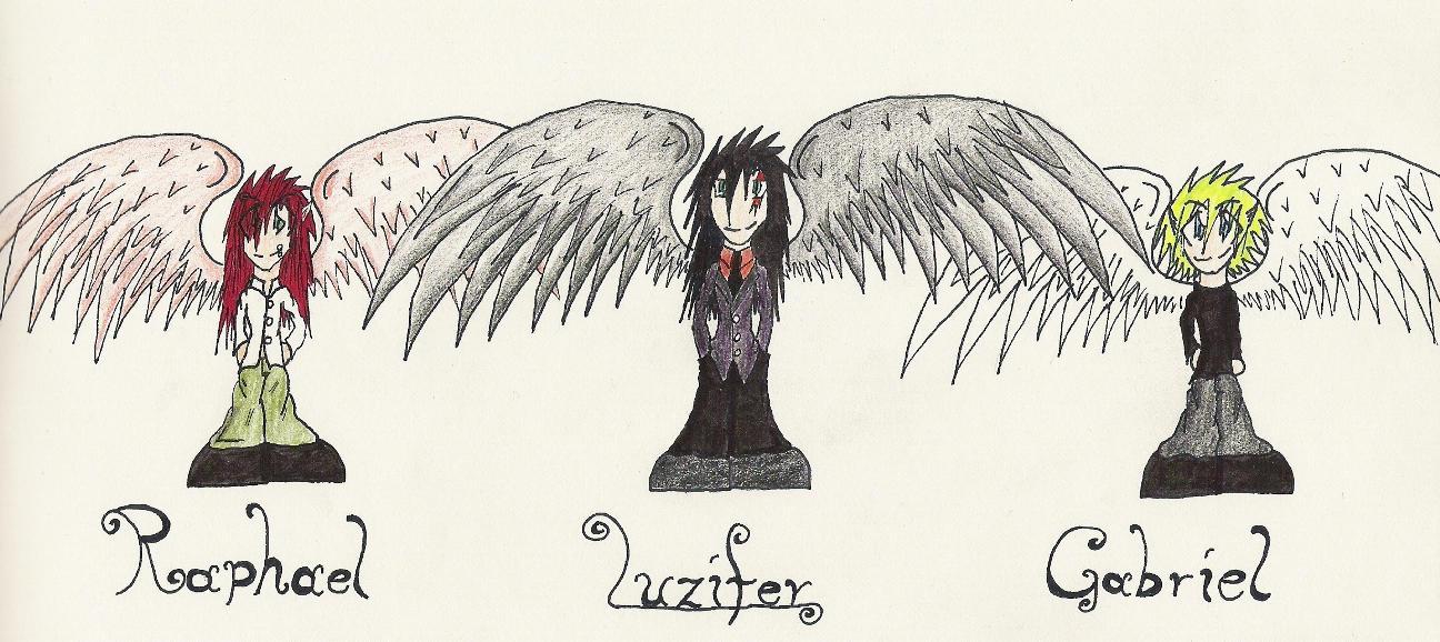 Luzifers Angel by Goldsturm