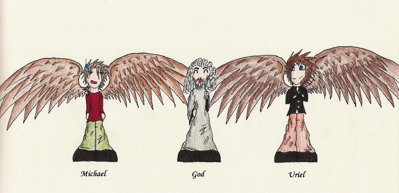 Luzifers Angel Part 2 by Goldsturm