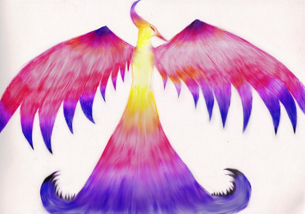 Phoenix by Goldsturm