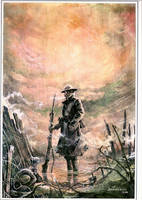 Soldado Ingles WWI by barocelli
