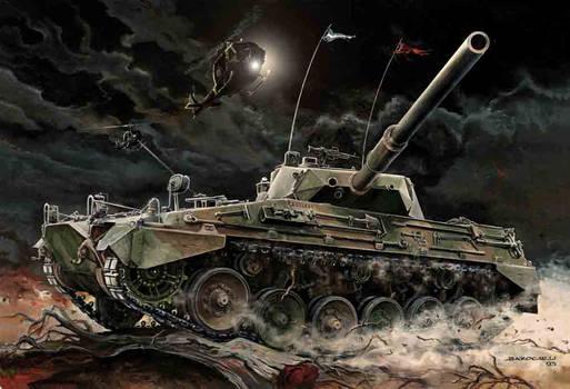 Tanque Argentino Mediano 'TAM'