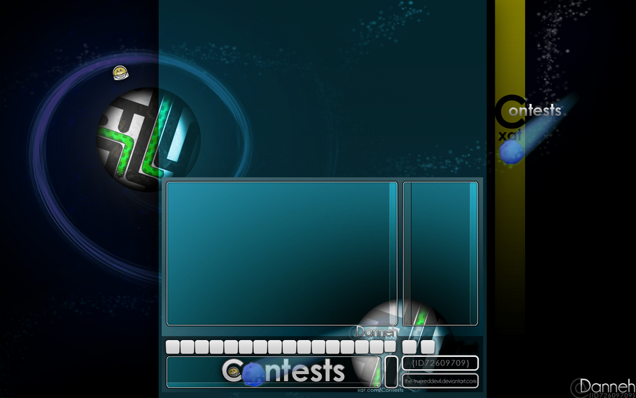 xat contests background contest entry by the truereddevil on