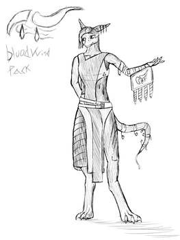 Sehrian Female Concept