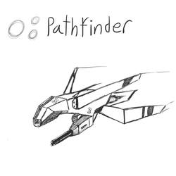 Pathfinder Drone by JackandDraco