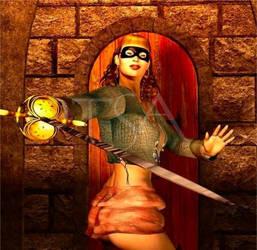 The Vigilante I by TheArtofTSA