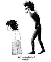 Death Note - No way by czmadzia