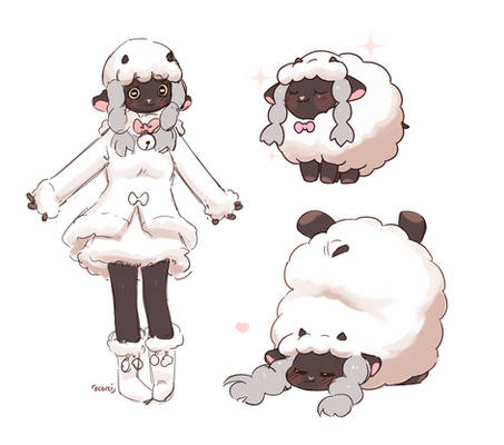 Wooloo Girl