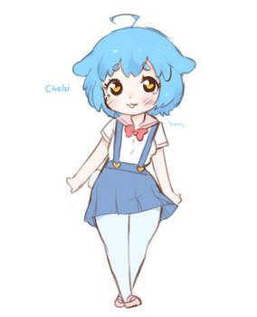 Kemono Friends Chelsi