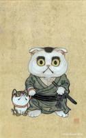 Neko-don by Hiroo-Suzuki