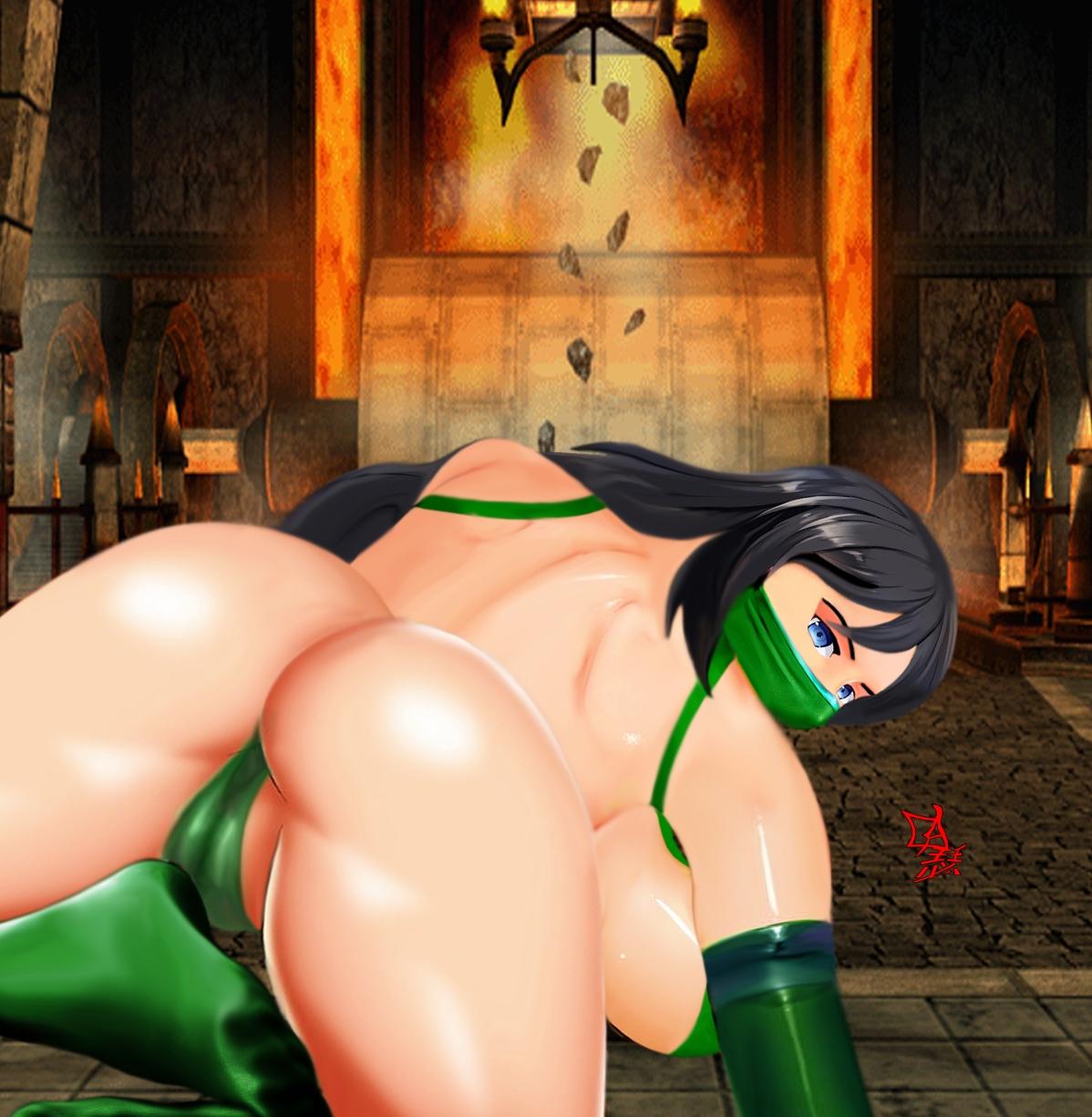 Jade Mortal Kombat Desire-001