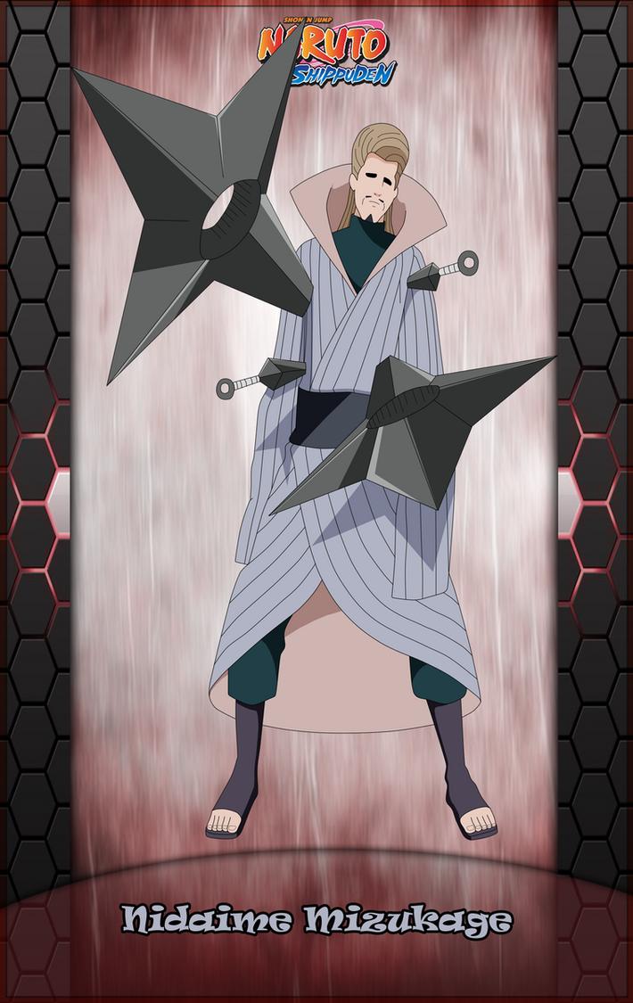 Second Mizukage by Toroi-san