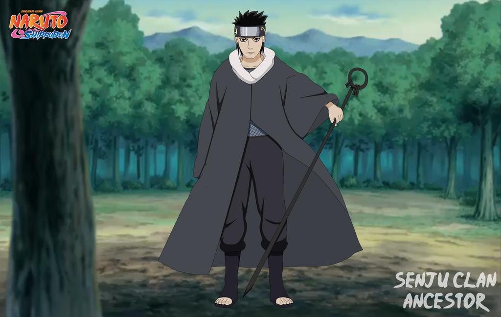 Ashura (Senju Clan Ancestor) by Toroi-san